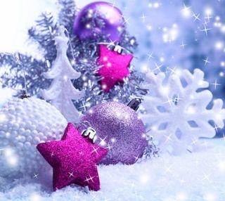 Обои на телефон украшение, счастливое, снег, рождество, decoration christmas