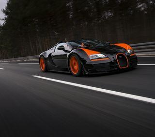 Обои на телефон спорт, машины, великий, вейрон, бугатти, авто, vitesse, grand sport, bugatti