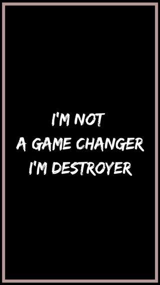 Обои на телефон киллер, цитата, статус, слова, отношение, лучшие, высказывания, killer attitude, i am destroyer, attitude status, attitude quotes