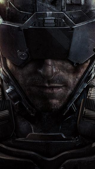Обои на телефон черные, игры, call of duty black ops 3, call of duty, black ops 3