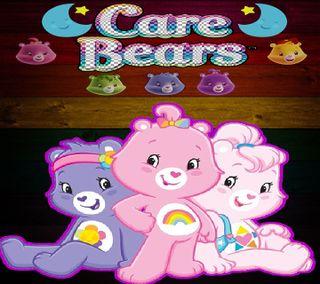 Обои на телефон забота, милые, медведи, carebears, care bears