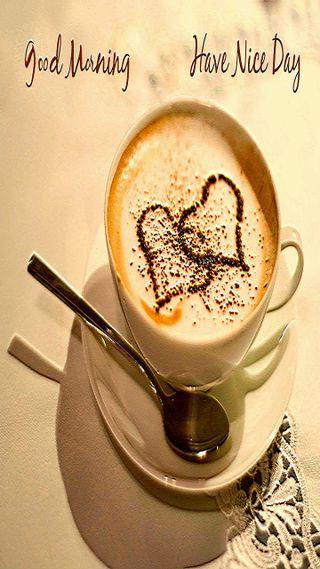 Обои на телефон утро, сердце, новый, любовь, love