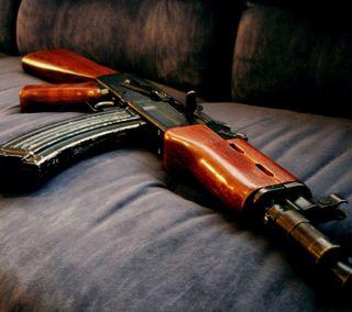 Обои на телефон русский, оружие
