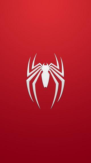 Обои на телефон человек паук, сони, пс4, паук, sony, ps4, man, insomniac