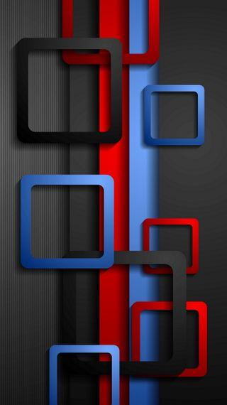 Обои на телефон цветные, квадраты, фон, современные, новый, дизайн, в тренде, абстрактные