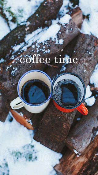 Обои на телефон кофе, время, e time, coffee time, coffe