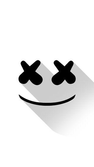 Обои на телефон dj, edm, черные, логотипы, белые, музыка, диджей, маршмеллоу, танец