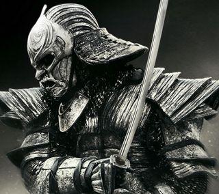 Обои на телефон солдат, фильмы, меч, маска, воин, броня, ronin
