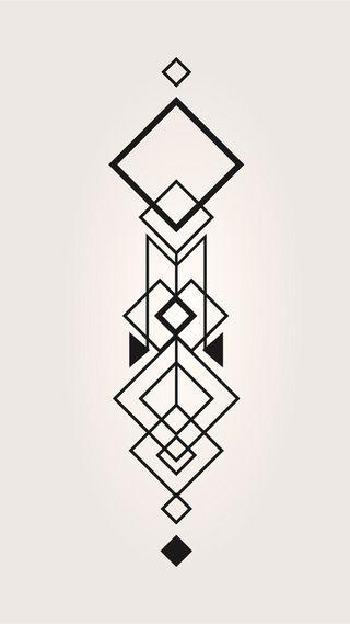 Обои на телефон квадратные, белые, арт, абстрактные, art