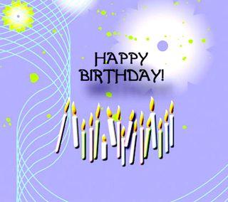 Обои на телефон свечи, счастливые, праздновать, праздник, день рождения, happy