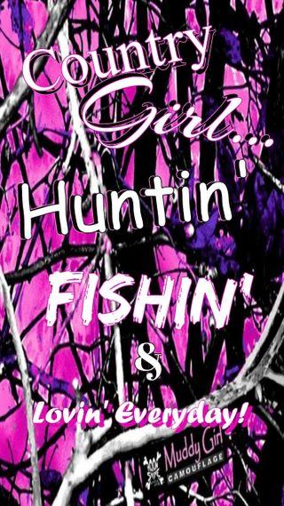 Обои на телефон страна, фиолетовые, рыбалка, розовые, охота, камуфляж, muddygirl