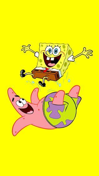 Обои на телефон патрик, губка боб, мультики, губка, боб, spongebob patrick, sponge bob and patrick