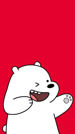 Обои на телефон мультфильмы, медведь, медведи, лед, ice bear