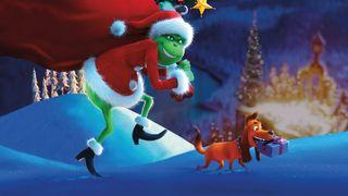Обои на телефон фотографии, снег, рождество, зеленые, гринч, анимация, universal pictures, the grinch