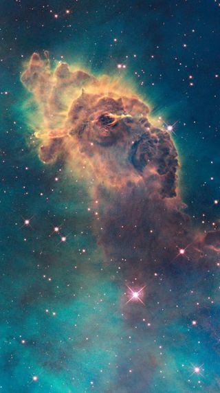 Обои на телефон популярные, туманность, новый, небо, космос, звезды, звезда, star xplosion, featured