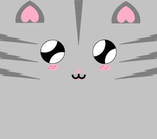 Обои на телефон каваи, милые, кошки, кот, tierno