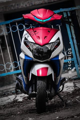 Обои на телефон мотоциклы, байк, mujju24, motor, dio, bikewallpaper, 24grids, 24bikers