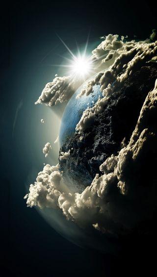 Обои на телефон мир, земля, галактика, galaxy