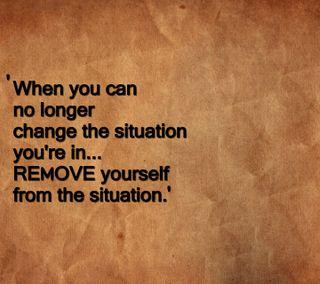 Обои на телефон менять, цитата, себя, поговорка, новый, крутые, жизнь, situation, remove yourself, remove, longer