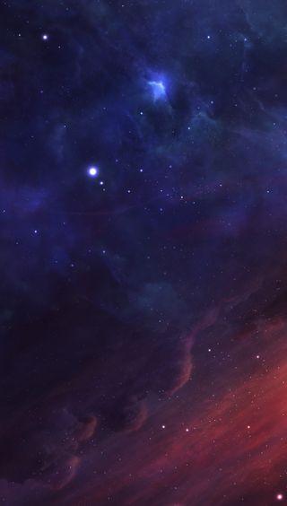 Обои на телефон солнечный, чистые, три, система, планеты, пейзаж, космос, вселенная, solar three