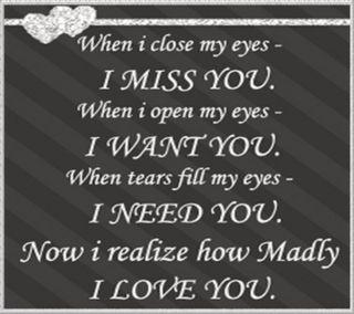 Обои на телефон ты, слезы, повредить, грустные, любовь, глаза, высказывания, madly, love, i love you