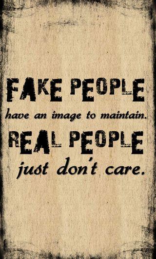 Обои на телефон забота, реал, новый, не, люди, крутые, изображение, maintain, fake and real, fake, dont care