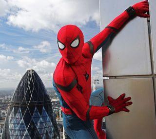 Обои на телефон паук, фильмы
