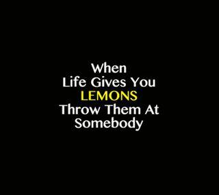 Обои на телефон смех, счастливые, смайлики, комедия, забавные, жизнь, throw, lemons, happy