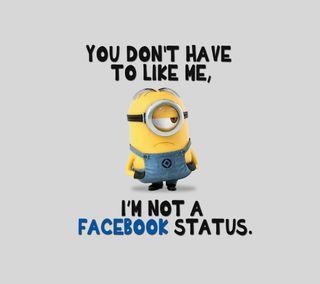 Обои на телефон забавные, цитата, фейсбук, статус, сердце, поговорка, отношение, ненависть, миньоны, любовь, love, facebook status