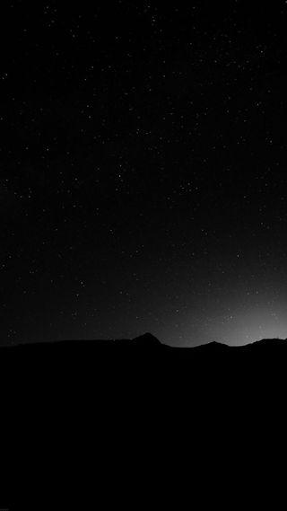 Обои на телефон черные, темные, ночь, небо, звезды, trista, night with trista, hogue, 929