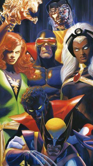 Обои на телефон рисунок, мутант, марвел, люди, дизайн, x-men, marvel