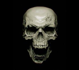 Обои на телефон вампиры, череп