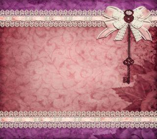 Обои на телефон ключ, романтика, любовь, лук, кружево, винтаж, vintage romance, love