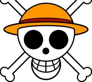 Обои на телефон пираты, луффи, логотипы, pirate logo, one piece luffy logo
