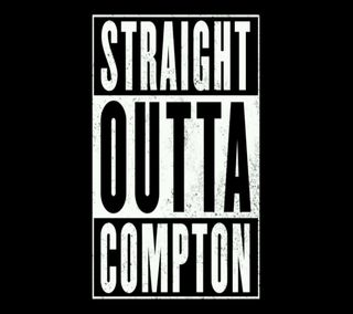 Обои на телефон рэп, straight outta compton, straight outta compt, nwa