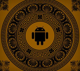 Обои на телефон греция, робот, дроид, древний, греческий, андроид, android, ancient droid