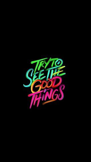 Обои на телефон дела, видеть, try, good things, good