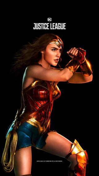Обои на телефон чудо, супер, справедливость, лига, комиксы, женщина, герой, бэтмен, dc