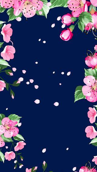 Обои на телефон цветы, розовые, hd, fondo de bloqueo