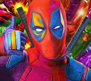 Обои на телефон голливуд, супергерои, рисунки, мультфильмы, марвел, комиксы, дэдпул, marvel, dc