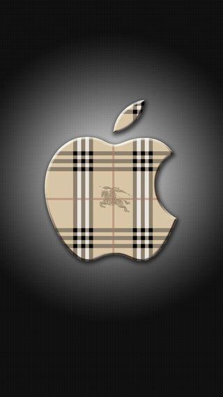 Обои на телефон эпл, стиль, mac, burberry, apple