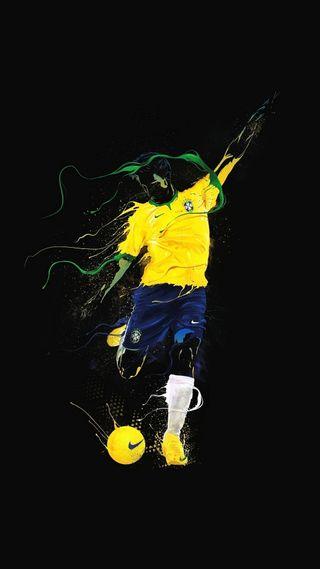 Обои на телефон чашка, футбольные, фифа, мир, бразилия, copa do mundo, brazilian soccer