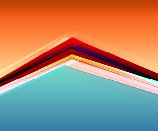 Обои на телефон геометрические, цветные, треугольники, треугольник, squren triangles may, may