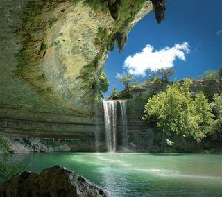 Обои на телефон водопад, приятные, природа, крутые, красота, классные, вода, вид