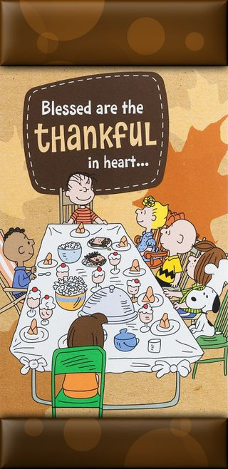 Обои на телефон благодарение, сердце, салли, коричневые, thankful heart, thank, peanuts, marcie, linus, franklin
