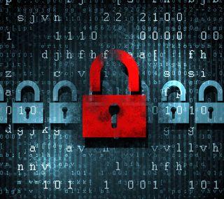 Обои на телефон заблокировано, технологии, приятные, ок, крутые, классные, кибер, безопасность