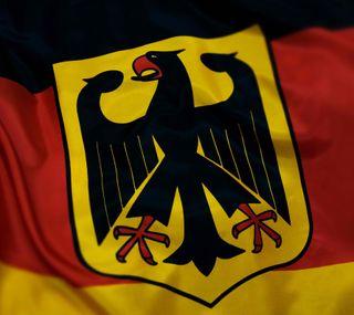 Обои на телефон немецкие, флаг, национальная