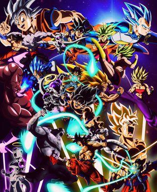 Обои на телефон вегета, фильмы, супер, мяч, дракон, гоку, броли, аниме, jiren, hd, dragon ball super