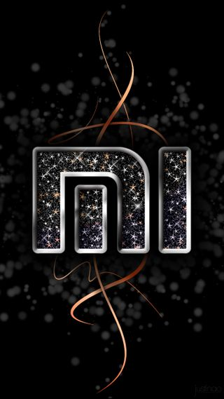 Обои на телефон ми, черные, сяоми, оранжевые, логотипы, xiaomi logo, xiaomi, mi logo v2, mi logo