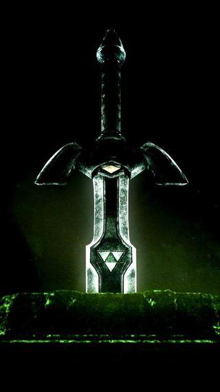Обои на телефон приключение, меч, игра, зельда, sword of zelda